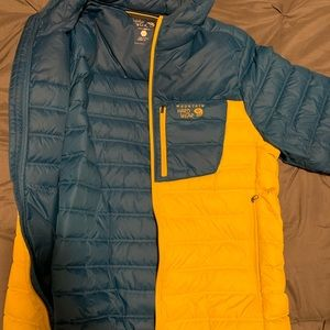 Mountain Hardwear Men's 650 Down Coat